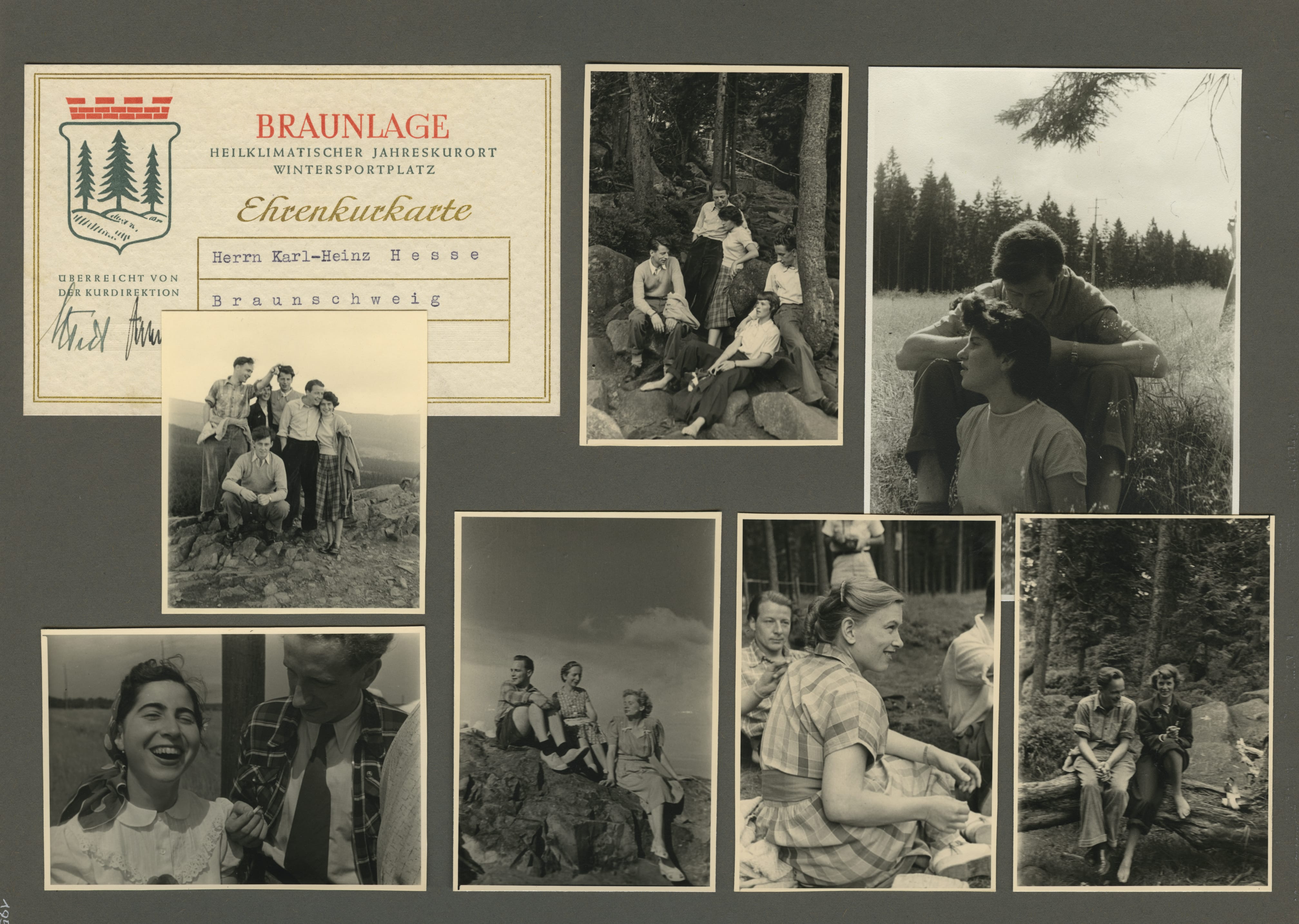 Hesse Internationaler Ferienkurs 1951
