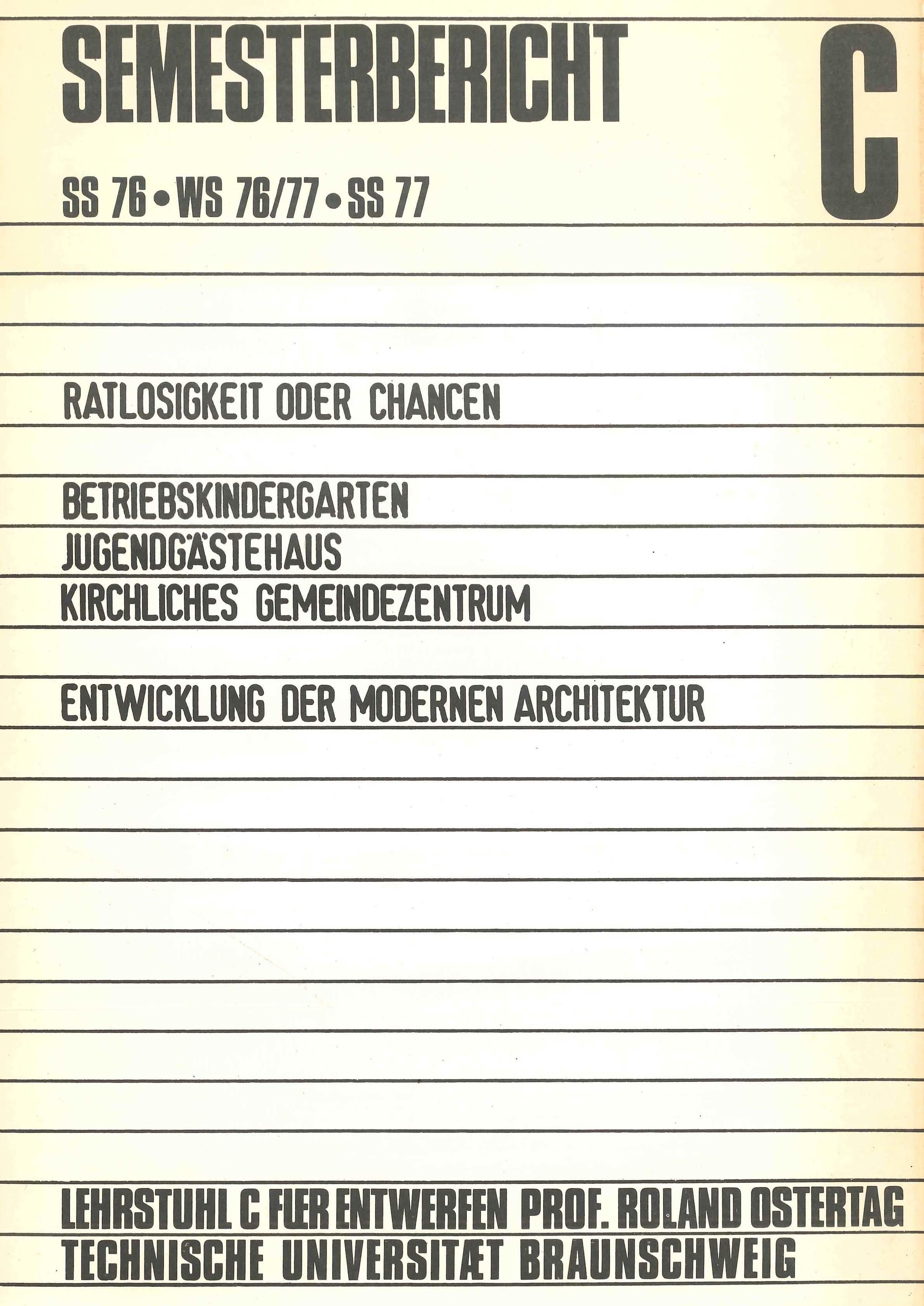 Ostertag Roland Semesterbericht76 77