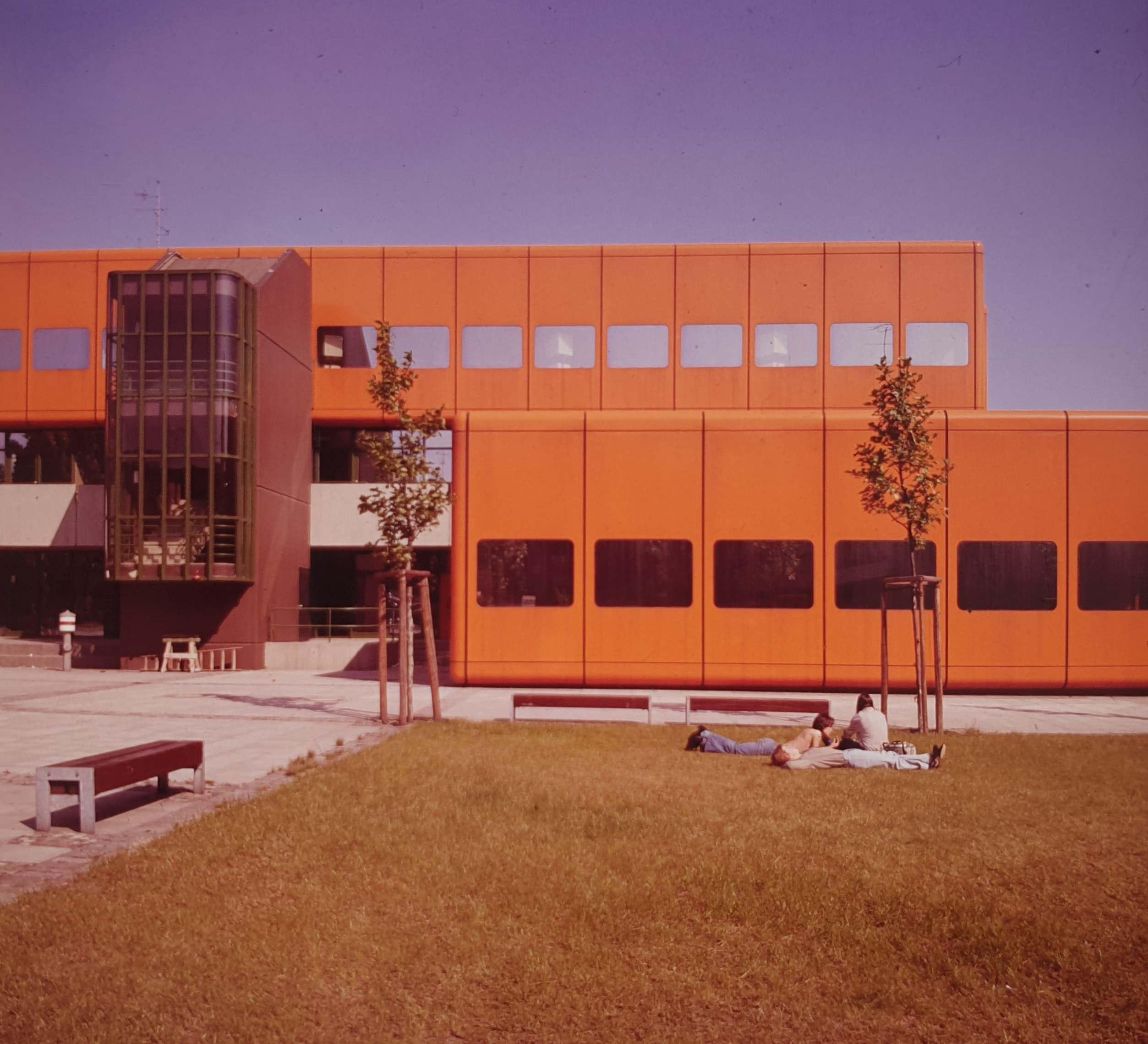 PSP Oberstufenzentrum Wedding 1971 19772