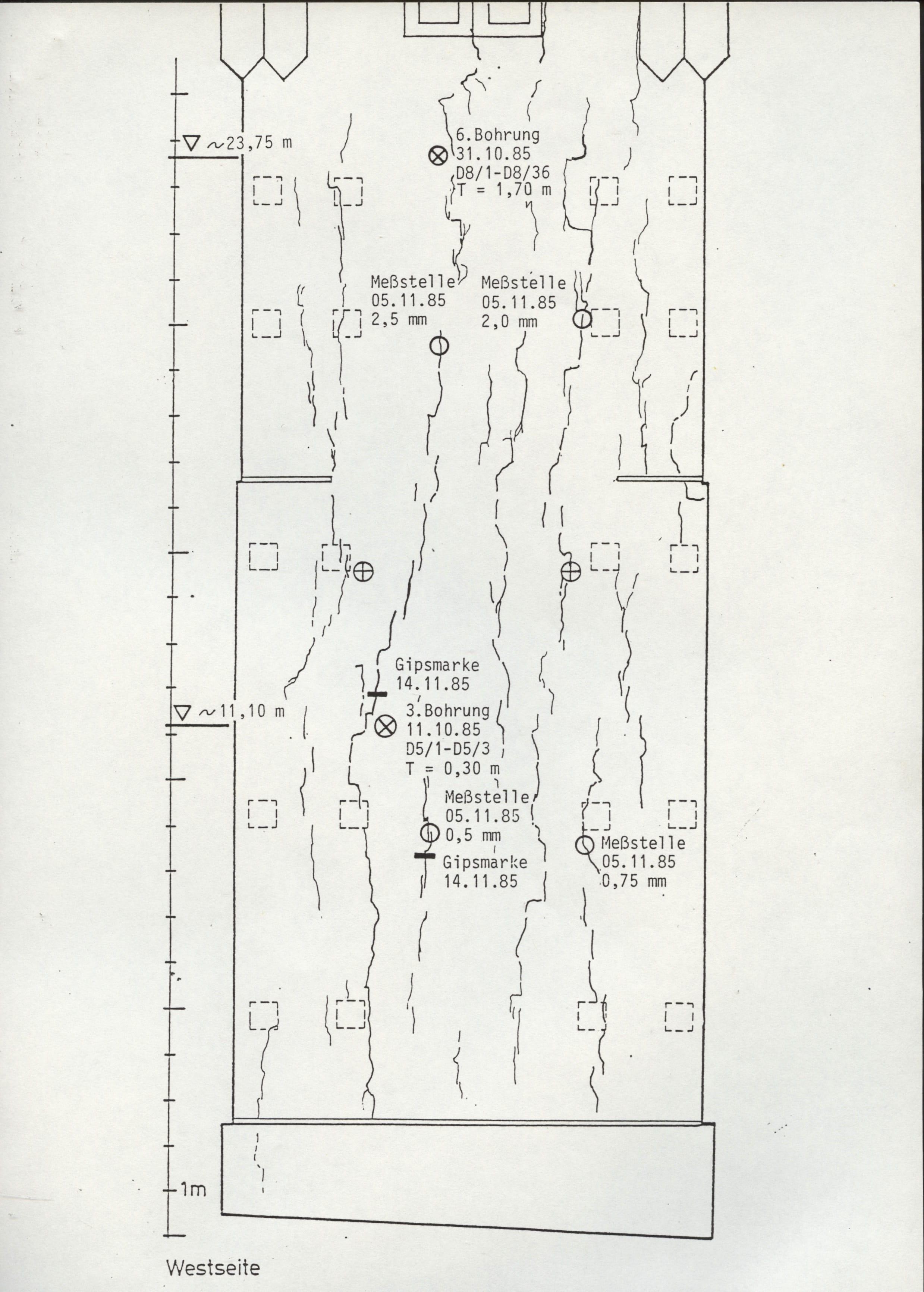 Pieper Wimpfen 1972 Zeichnung