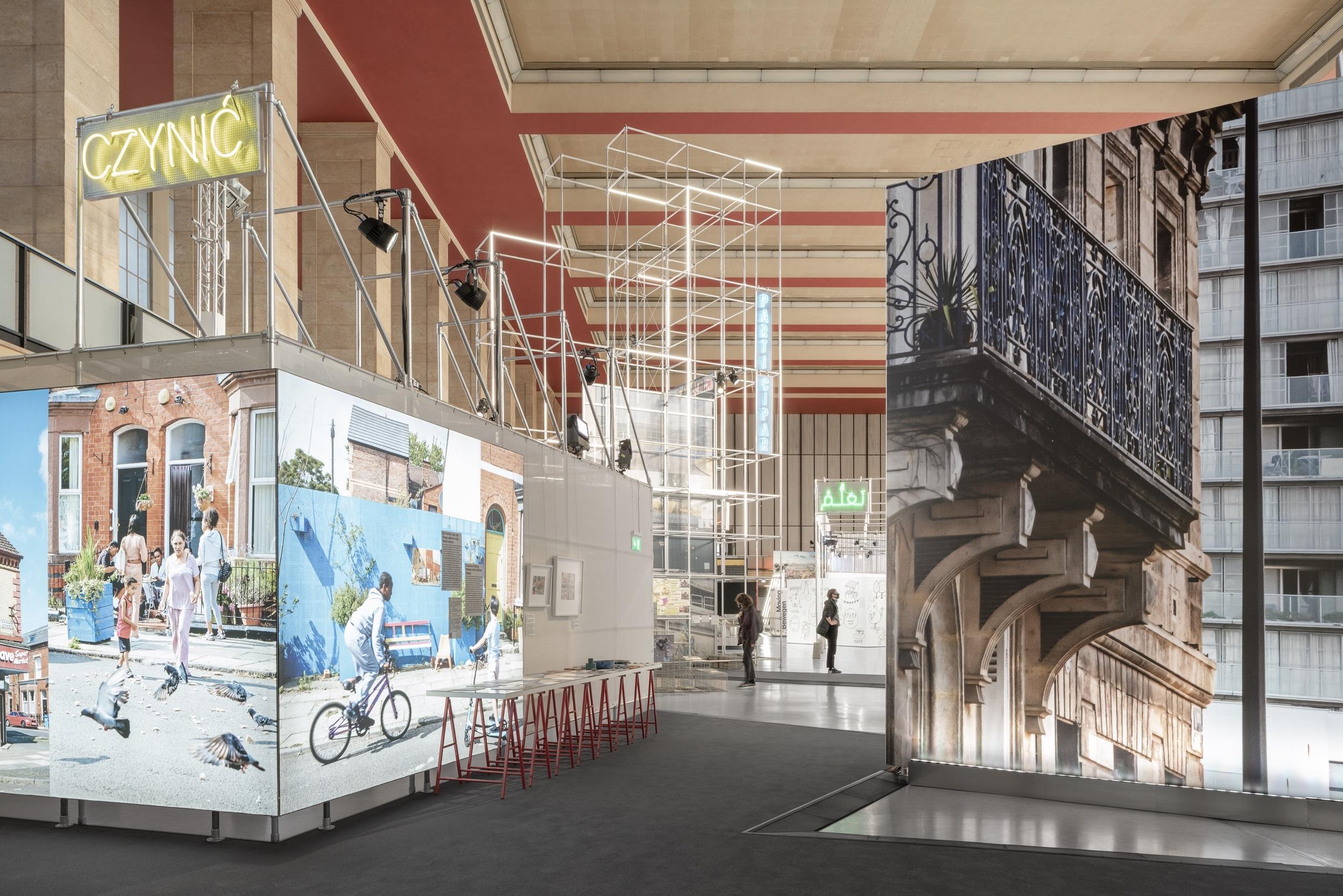 Living the City Exhibition View 0503 c Schnepp Renou 2020