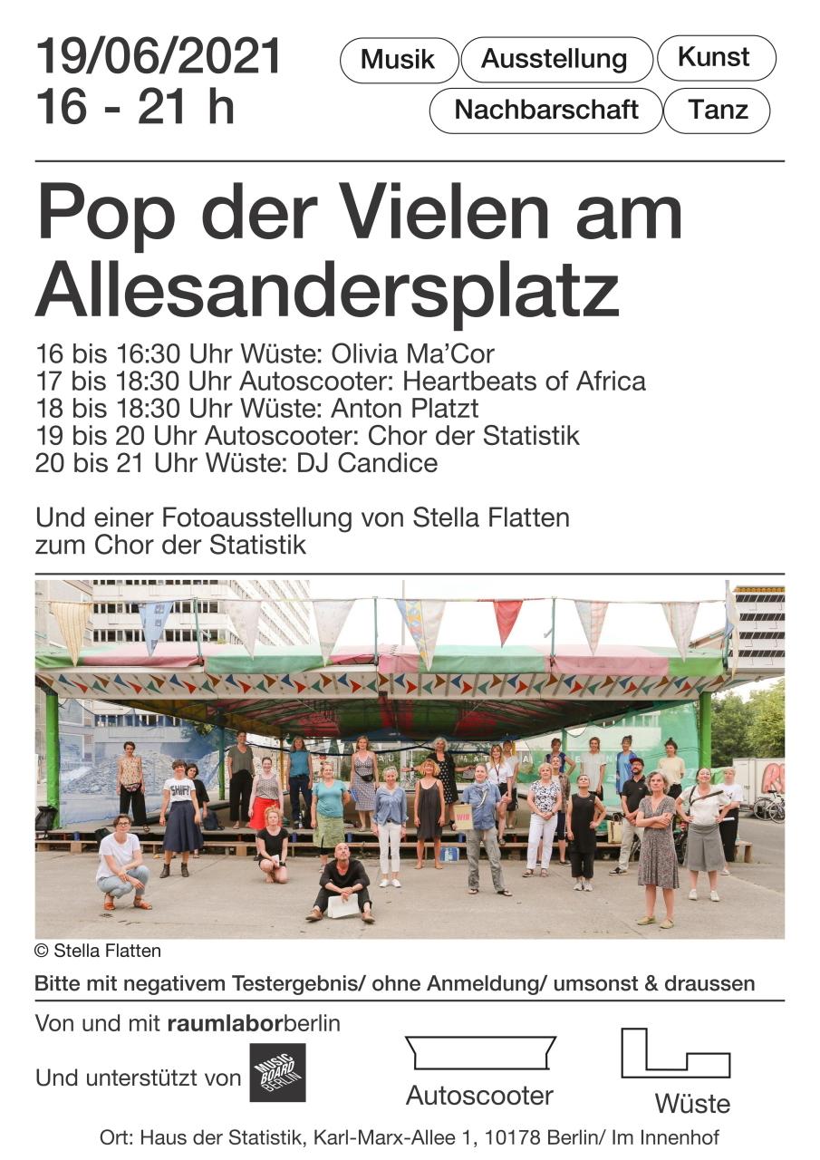 Pop Der Vielen19062021