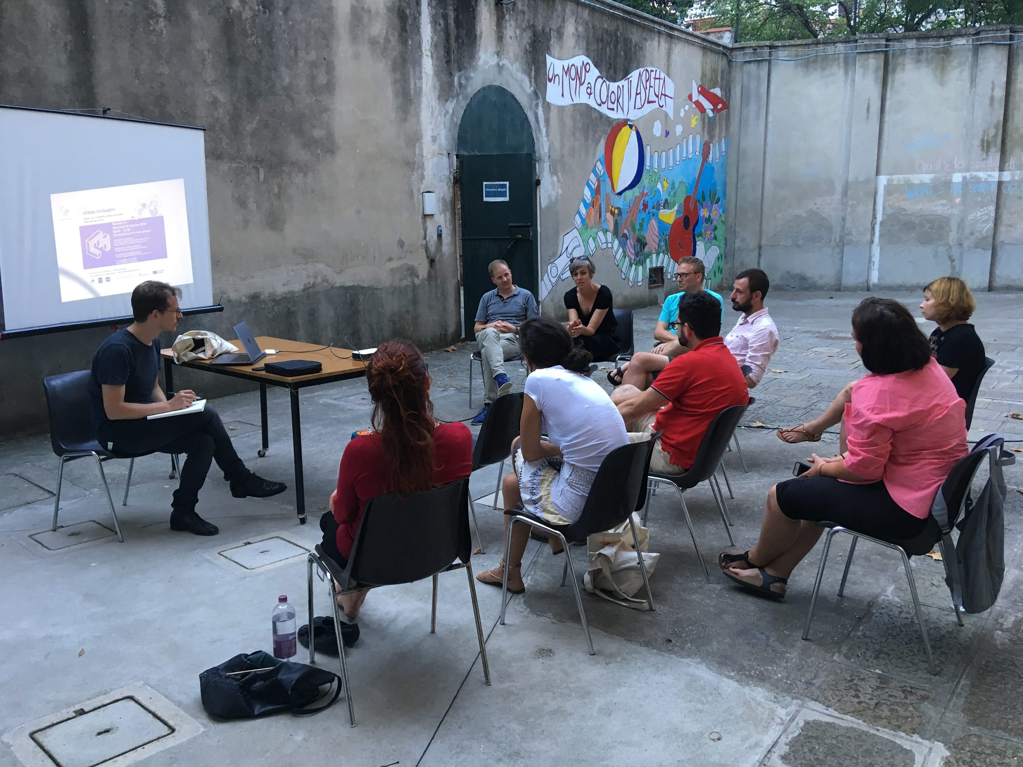 UEL Venice Marcos presentation 5