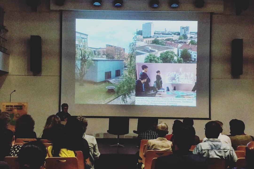 Goethe Institut chennai talk